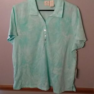 Carribean Joe blouse